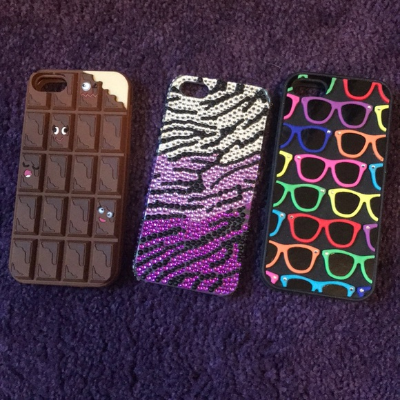 new product 1a750 b5f06 Bundle of Iphone 5s cases